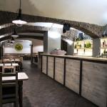 Bar do restaurace